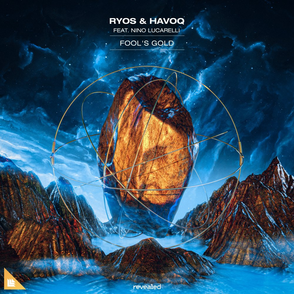 Fool's Gold - Ryos⁠ & HAVOQ (Official)⁠ feat. Nino Lucarelli⁠